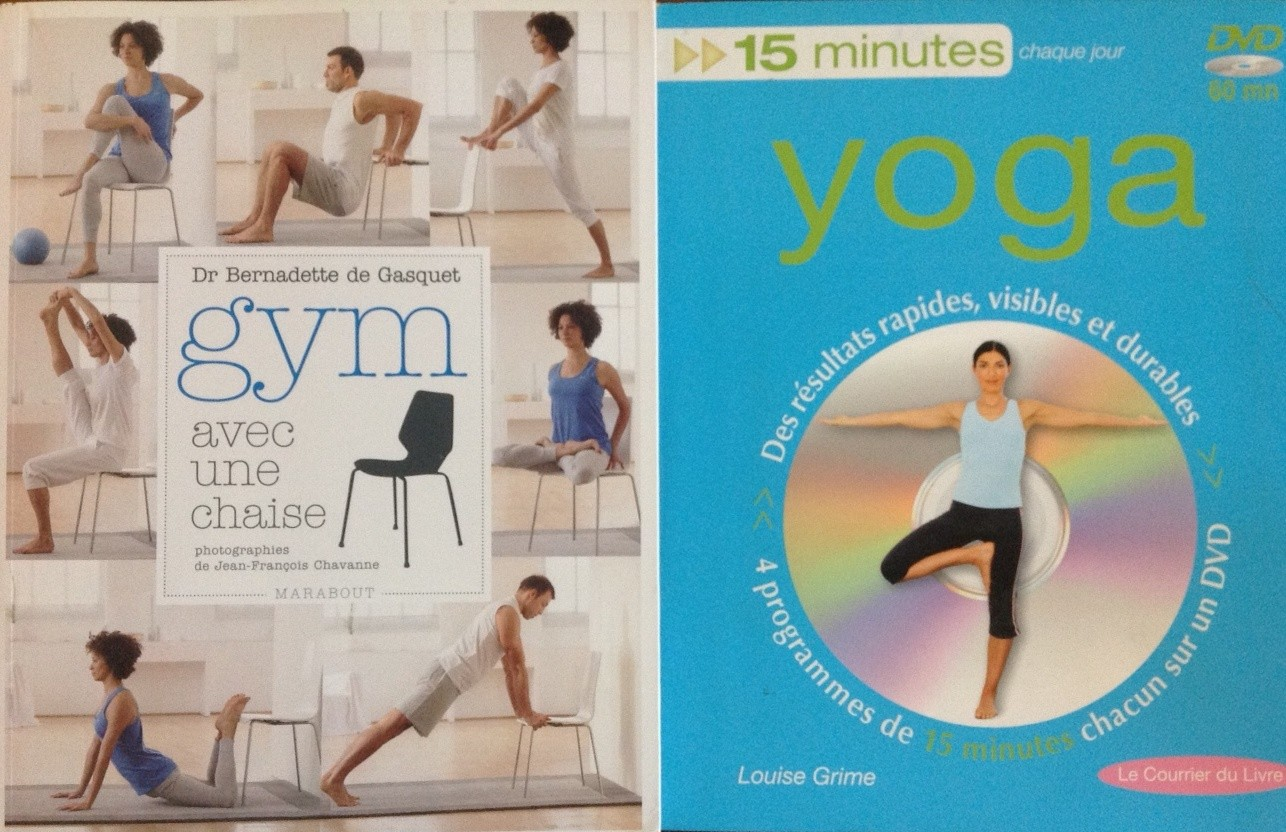R f rences yogadjibouti - Gym avec une chaise bernadette de gasquet ...